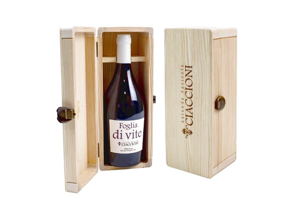 FOGLIA DI VITE Il nuovo vino Ciaccioni