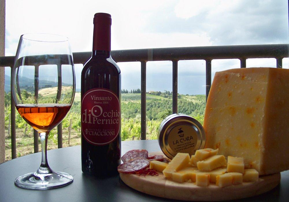 VACANZE DEGUSTAZIONE IN TOSCANA Dove andare per gustare i migliori vini toscani
